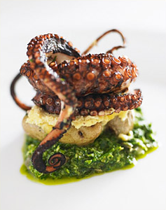 octopus cafe juanita seattle Cafe Juanita Chef Holly Smith   Interview v. 2