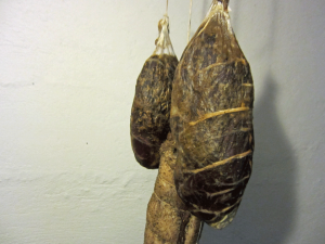 coppa hanging 300x225 How to Make Coppa: Part 2