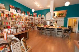 book larder seattle kitchen 300x199 Book Larder   Seattles Cookbook Haven