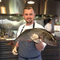 RockCreek Chef Eric Donnelly