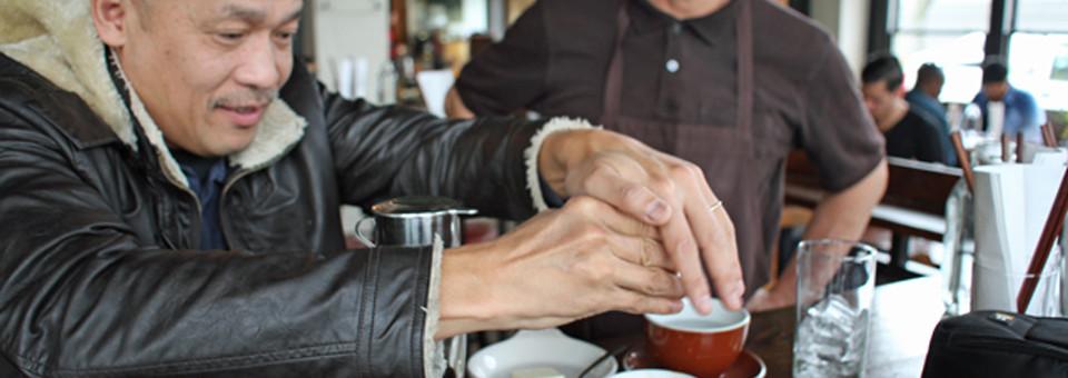 Seeking Vietnamese Coffee in Seattle